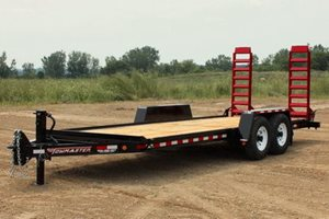 TowMaster T-10D Drop-Deck Trailer
