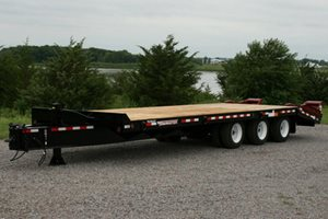 TowMaster T-50 Deck-Over Trailer