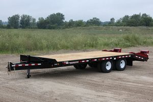 TowMaster TC-20 Deck-Over Trailer