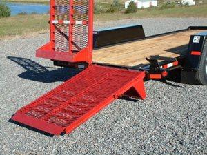 TowMaster Drop-Deck Ramp