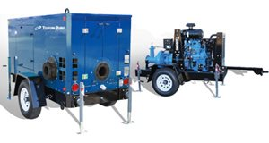 Tsurumi EPT4 Series Engine Powered Pumps