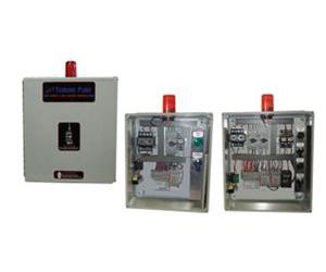 Tsurumi Sewage 3-P Control Panel