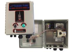 Tsurumi Dewatering Control Panel