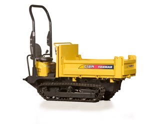 Yanmar C12R-B Tracked Carrier