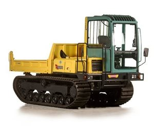 Yanmar C50R-C Tracked Carrier