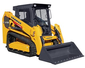 Yanmar T-175-1 Compact Track Loader