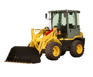 Yanmar V3-6 Compact Wheel Loader