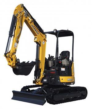 Yanmar Vi025-6A Compact Excavator