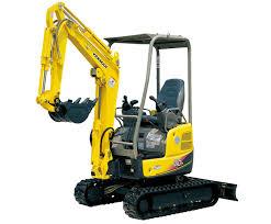 Yanmar Vi035-6A Compact Excavator