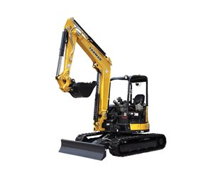 Yanmar Vi045-6A Compact Excavator