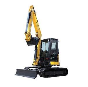 Yanmar Vi055-6A Compact Excavator