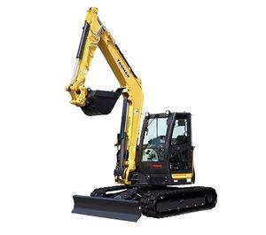 Yanmar Vi080-1 Compact Excavator