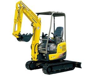 Yanmar Vi017 Compact Excavator