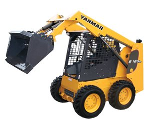 Yanmar S-165R Skid Steer Loader