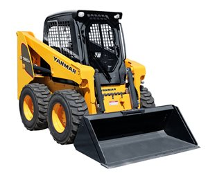 Yanmar S-190R-1 Skid Steer Loader