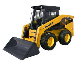 Yanmar S-270V-1 Skid Steer Loader