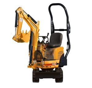 Yanmar SV08-1A Compact Excavator