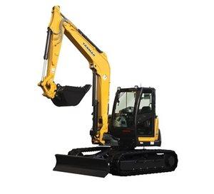 Yanmar SV100-2 Compact Excavator