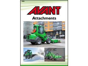 Avant Attachment Brochure