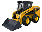 Skid Steer (Rubber Tire)
